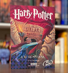 Turkish translation of Harry Potter and the Chamber of Secrets, Harry Potter ve Sırlar Odasi