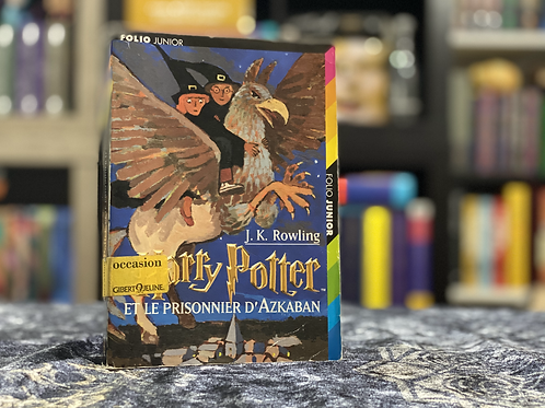 French Translation, Harry Potter and the Prisoner of Azkaban