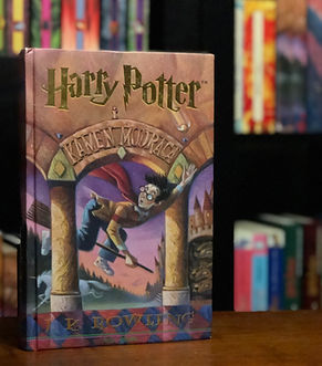 Croatian Harry Potter Book 1