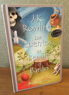 Tales of Beedle the Bard in Spanish