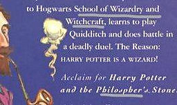 1st Print Harry Potter Philosopher's Stone Bloomsbury