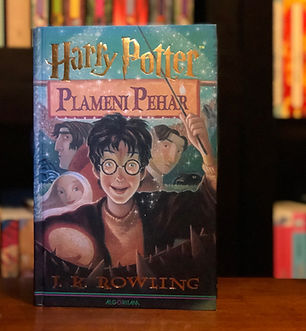 Croatian Harry Potter Book 4