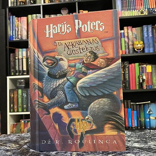 Latvian Translation, Harry Potter and the Prisoner of Azkaban