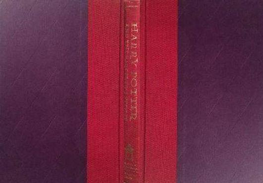 Harry Potter Sorcerers Stone 1st Print