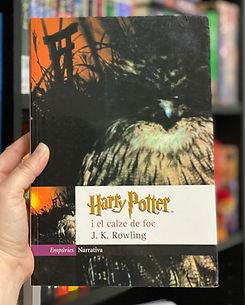 Catalan translation Harry Potter and the Goblet of Fire i el calze de foc