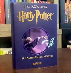 2nd Romanian Translation of Harry Potter and the Deathly Hallows; Harry Potter și Talismanele Morții (#7)    Răsfoieşte Vezi statistica Harry Potter și Talismanele Morții
