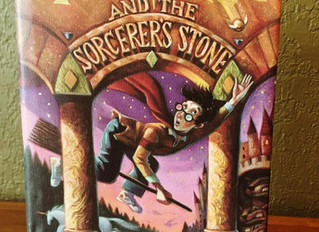 States of Harry Potter and the Sorcerer's Stone jackets: there are more than two!