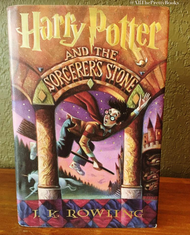 1st Edition Harry Potter and the Sorcerer's Stone