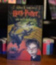 Harry Potter German Goblet of Fire Book 4; Harry Potter und der Feuerkelch