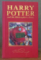 Harry Potter Deluxe Edition Philosopher' Stone