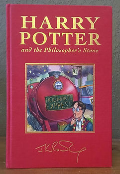 Harry Potter Deluxe Edition Philosopher' Stone