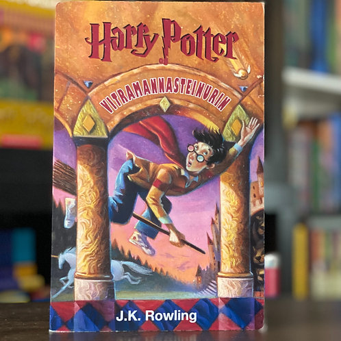 Faroese Translation, Harry Potter and the Philosopher's Stone