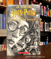 20th Anniversary Edition of HarryPotte and the Order of the Phoenix