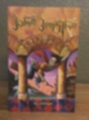 Harry Potter Georgian Philosopher's Stone Book 1, ჰარი პოტერი და ფილოსოფიური ქვა