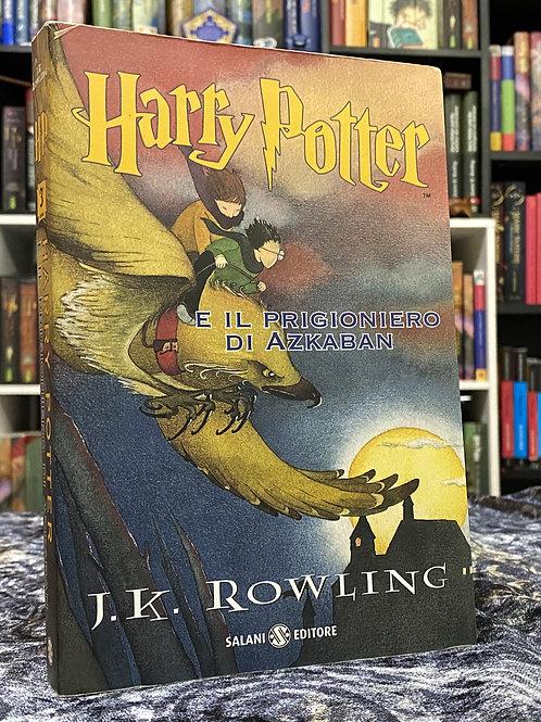 Italian Translation, Harry Potter and the Prisoner of Azkaban