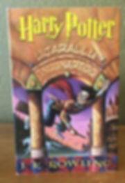 Harry Potter in Greenlandic Kalaallisut Philosopher's Stone Book 1 Harry Potter ujarallu inuunartoq