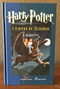 Galician Harry Potter Book 3