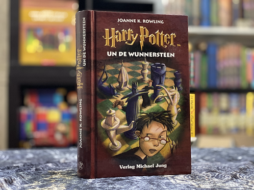 Low German Translation, Harry Potter and the Philosopher's Stone
