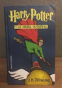 Harry Potte Spanish Book Club, Book 1