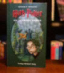 Harry Potter Low German Grulig Kamer Chamber of Secrets Book 2