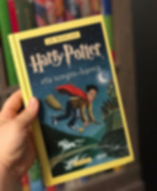 Harry Potter and the Philosoher's Stone read in Basque