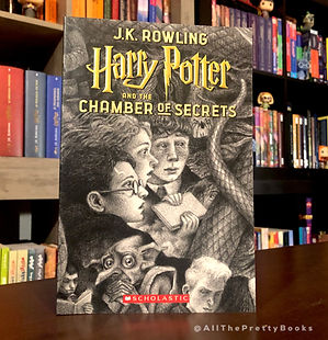 20th Anniversary Edition of Harry Potter an the Chamber of Secrets