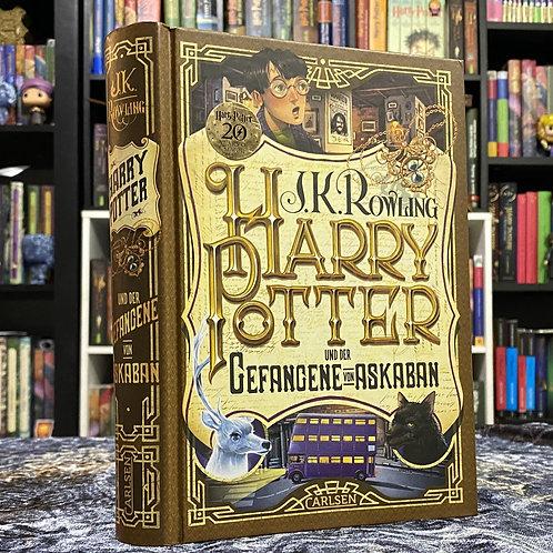 German Translation, Harry Potter and the Prisoner of Azkaban