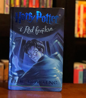 Croatian Harry Potter Book 5