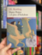 1st Edition Catalan Translation Harry Potter and the Prisoner of Azkaban I el Pres d'Azkaban