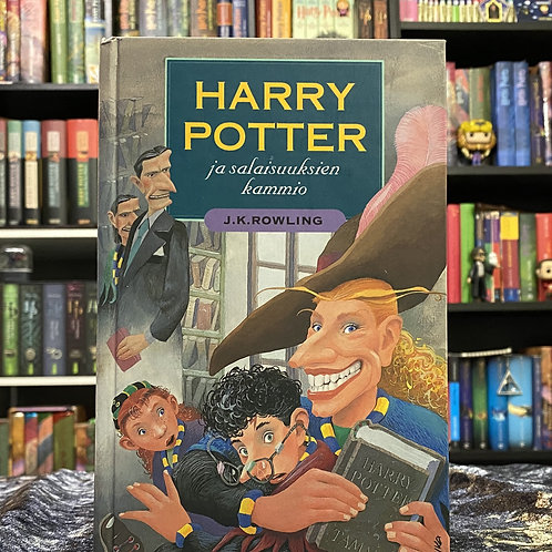 Finnish Translation, Harry Potter and the Chamber of Secrets