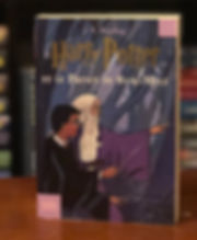 Harry Potter French 2nd Edition Half Blood Prince Le Prince de Sang-Mèlé Book 6
