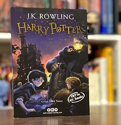 Turkish Harry Potter translation of Harry Potter and the Philosopher's Stone, Harry Potter ve Felsefe Taşi