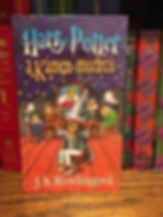 Harry Potter Czech 2nd Edition Philosophe's Stone Book 1