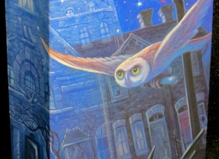 BEA Harry Potter and the Order of the Phoenix–A Cool Book Potter Collectors Should Want