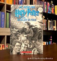 20th Anniversary Editon of Harry Potter and the Goblet of Fire
