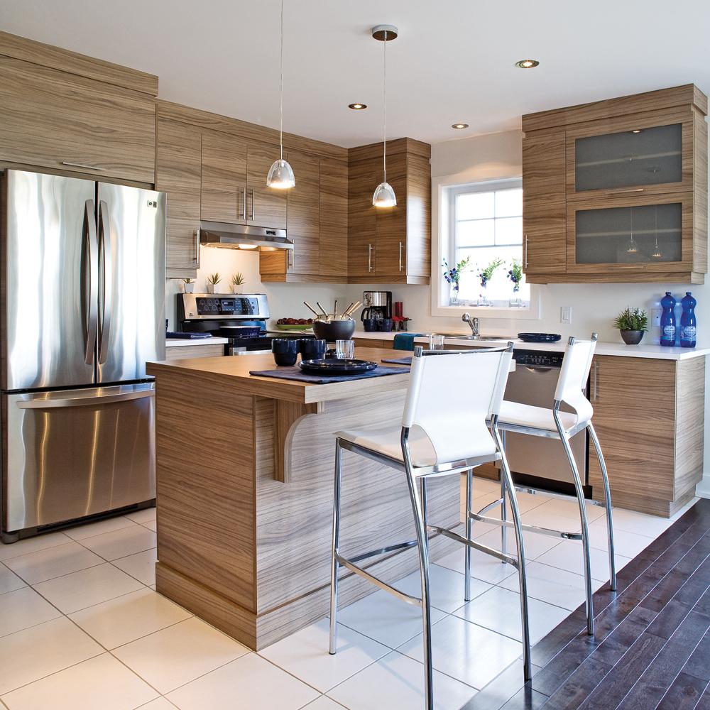 Nettoyage Armoire En Bois quels matériaux pour ses armoires de cuisine?