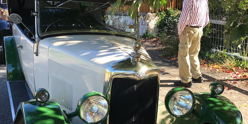 Mid Month Vintage Run, - Adelaide Hills