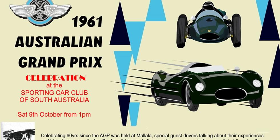 1961 Australian Grand Prix 60th Anniversary Celebration