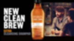 REDKEN for men - Clean brew