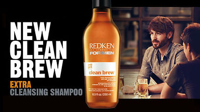 REDKEN for men - Clean brew