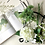 "Thumbnail: Wall decoration ""JAPAN"" (artificial flower )"