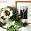 Thumbnail: White Sunflower wreath (artificial flower )