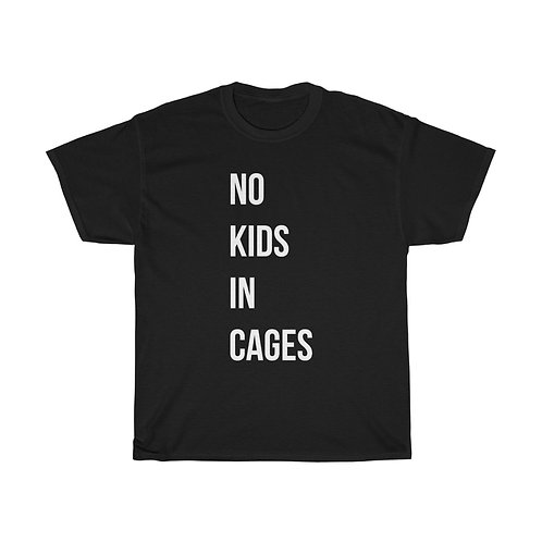 No Kids In Cages T-Shirt