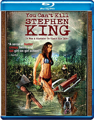 You Can't Kill Stephen King [Blu-ray] Horror/Comedy