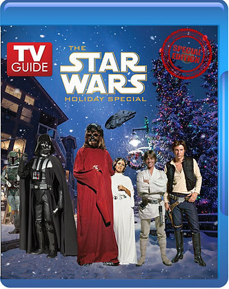 Star Wars Holiday Special 2020 Edition [Blu-ray] HD REMASTER