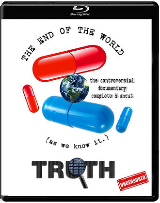 The End Of The World (as we know it) [Blu-ray] 2020 UNCUT !!!