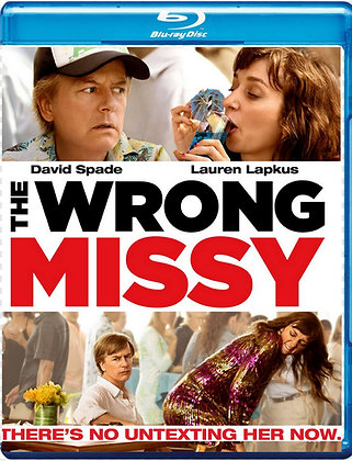 THE WRONG MISSY [2020 Blu-ray] Comedy
