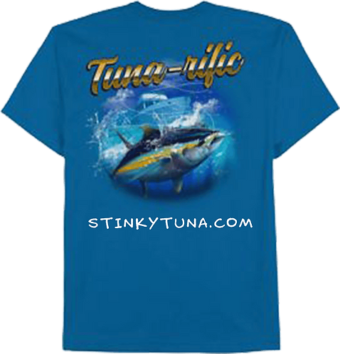 Tun-Riffic Graphic T-Shirt