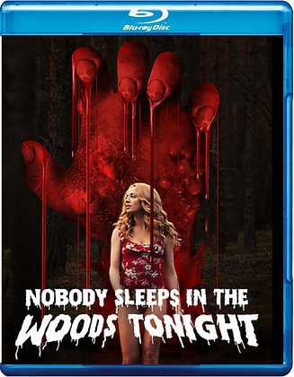 Nobody Sleeps In The Woods Tonight [Blu-ray, 2020]