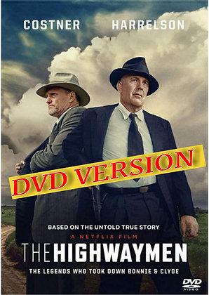 The Highwaymen [2019] [DVD VERSION]